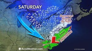 2014-02-14_1120 AccuWeather map of coming blizzard