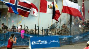 Boston Marathon Bombing, Apr. 15, 2013 (Boston Herald)