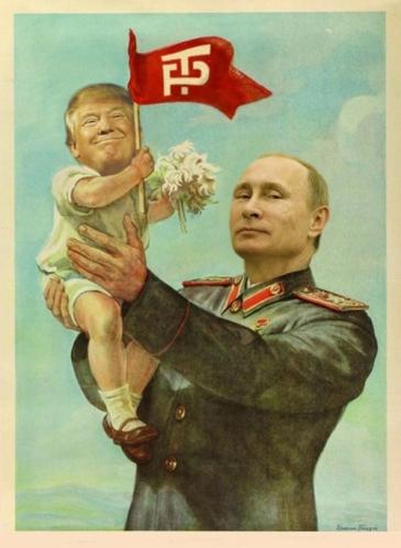 2016-08-31_0533 Trump Putin's puppet