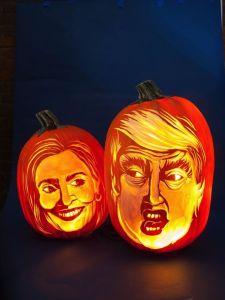 2016-10-31_0444-trump-hillary-pumpkins