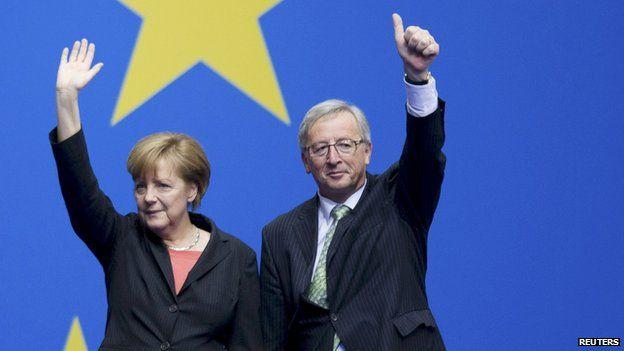 2017-05-05_1909 Jean-Claude Juncker and Angela Merkel