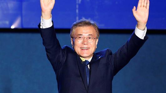2017-05-09_1416 Moon Jae-in Reuters